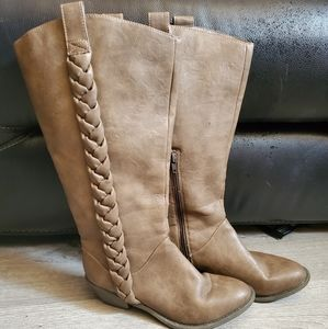 COPY Kenneth Cole Wide Calf Boot